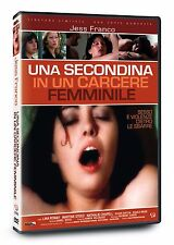 UNA SECONDINA IN UN LAGER FEMMINILE 1976 Jesus Franco ED.LIM. NUMERATA DVD NUOVO