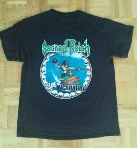 Sacred Reich Sure Nicaragua Band Shirt