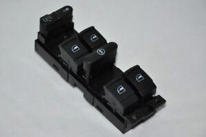 Power Window Master Switch Front Left Fits 99-06 VW Golf Jetta Passat 1J4959857B