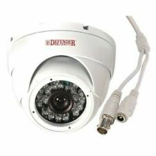 700TVL Outdoor Day/Night Dome Camera - White