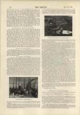 1899 Johannesburg Fort Rhodes On Rhodesians Engine Room Dunraven