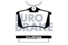 Bremsbelagsatz Scheibenbremse - Eurobrake 5502229986
