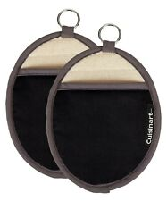 New listing Cuisinart Silicone Oval Pot Holders and Oven Mitts 2pk