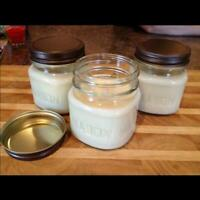 WOW--3 pack gift set-Free Shipping- 8 oz highly scented candles-You pick scents