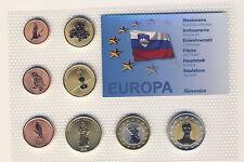 Slowenien KMS 2006 Euro Probe mit Zertifikat BTN