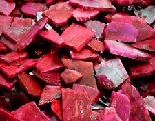 Discount Preis Natürlich 2000 Karat Afrikanischer Rot Rosa Edelstein Slab Grobem