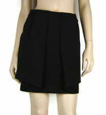 Portmans Polyester Mini Solid Skirts for Women