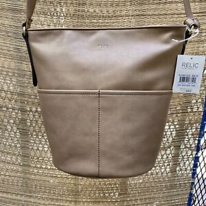 Relic By Fossil Crossbody Women's Tote Shoulder Bag Purse NWT