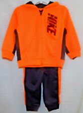 Nike Therma DRI-FIT 18M Hoodie Tracksuit Jacket Pant Combo Anthracite / Black