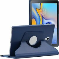 Housse Tablette Samsung Galaxy Tab A 10.5 2018 T590 T595  Rotatif 360 PU Cuir