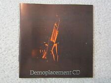 CD / DEMOPLACEMENT CD  / AUSTRIA / RAR /  1996 / AZID / BLAZE / NO CASH / TOILET