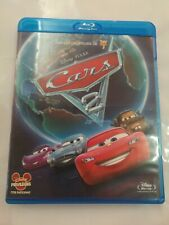 Blu ray Cars 2
