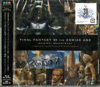 OST-FINAL FANTASY XII THE ZODIAC AGE-JAPAN BLU-RAY M13