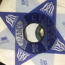 Lee Dorsey- Ride Your Pony/Kitty Cat Song- Amy 927- VG+