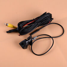 170°Wide Angle CCD Car Front View Camera Logo Embedded Fit For Toyota Waterproof