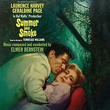 CD Summer and Smoke Elmer Bernstein Music Soundtrack From The Movie Film