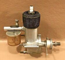 Nice Vintage Ohlsson & Rice .60. Spark Ignition CL Model Airplane Engine