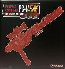 Transformers Perfect Effect PC-14X The Grand Cannon (red colour) Brand New