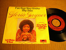 "Gloria Gaynor-I 've Got You Under My Skin/Let's Make a Deal - 7"" (8)"
