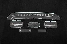 US-Made 1958 Chevrolet Impala Bel Air Biscayne Lens Set New TrimParts 58