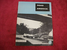 Road America Auto Racing Program
