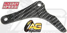 LightSpeed Carbon Fibre Fiber Case Saver For Yamaha WR 450F 2003-2013 Motocross