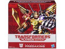 Transformers Hasbro Predaking Platinum Edition G1 Gift Set Ships from CO Unopend