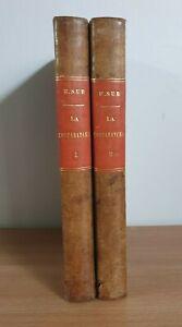 Eugene Sue - La Coucaratcha - édition originale 1832 Urbain Canel Guyot