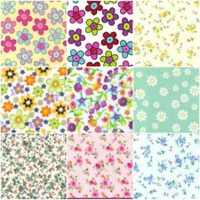 Unbranded Flowers & Plants Craft Fabrics