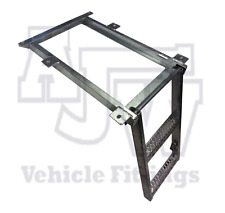 1 x Pull Out Underfloor 2 Rung Step Slide Safety Trailer Truck HGV Access