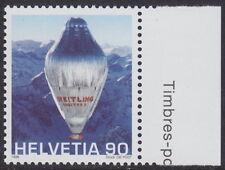 SWITZERLAND - 1999 First World Circumnavigation by Balloon (1v) - UM / MNH