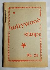 Hollywood Strips Booklet No. 24 Netherlands Maple Leaf Bubble Gum Premium