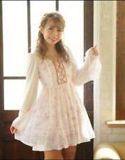 Liz Lisa Rose Ribbon Chiffon One Piece (Japan Harajuku Kawaii Lolita Fashion ♡)