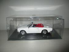 FIAT 124 SPORT SPIDER 1400 (1967) AUTO VINTAGE SCALA 1:24