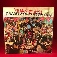 FRANK ZAPPA Tinseltown Rebellion 1981 UK double Vinyl LP EXCELLENT CONDITION