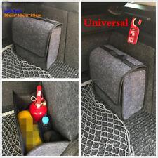 New 1 piece 30*16*29cm Woolen Felt Car Trunk Organizer Fireproof Storage Box Bag