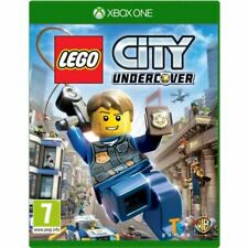 Lego City Undercover - XBOX ONE neuf sous blister VF