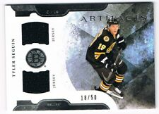 2011-12 Artifacts Horizontal Jersey #70 Tyler Seguin 18/50 !!