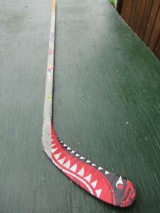 """Vintage Composite  59"""" Long Hockey Stick GRAF"""