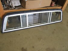 1973-1987 Chevrolet GMC truck rear slider glass window parts LOCAL PICKUP ONLY