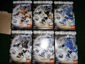 Unopened Lego Bionicle's 2003 Summer set