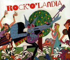 ROCKOLANDIA  ( CANCIONES INFATILES ) - CD