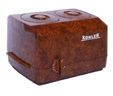 Kohler KM 2 E 220 V Küchenmaschine - 750 W - Wurzelholz-Design + 3,5 J. Garantie