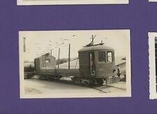 Hershey Transit Company - 1940s Flatbed Trolley #28 - Vintage B&W Railroad Photo