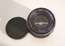 AUTO NNK MC 1:2,8 28 mm Pentax K seguito