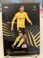 2020-21 TOPPS JUDE BELLINGHAM RC KNOCKOUT ON DEMAND BVB SP SET ROOKIE CARD 33!