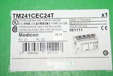 SCHNEIDER CONTROLLER M241-241O TM241CEC24T