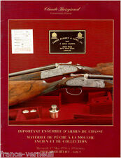 Catalogue vente Collection Arme de Chasse Materiel de peche a la mouche