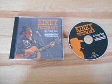 CD Country Kinky Friedman-bi-polar viaggio/Live FM Woodstock (13) canzone C Coast
