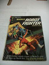 Gold Key MAGNUS ROBOT FIGHTER #12 November 1965